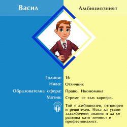 Васил - Амбициозният