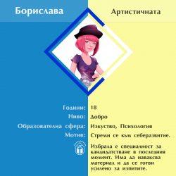 Борислава - Артистичната