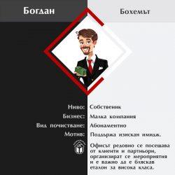 Богдан - Бохемът